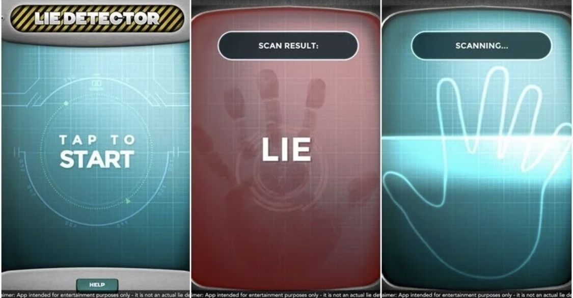 Truth and Lie Detector Prank