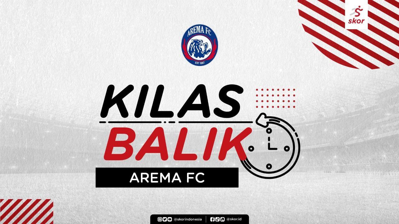 Kilas balik Arema FC.