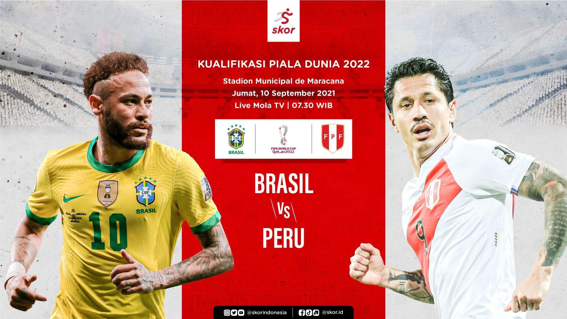 Cover Brasil vs Peru