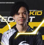 Transfer PUBG Mobile: Ditinggal uHigh, Team Secret Resmi Rekrut Kid dari Todak