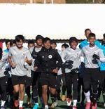 Latihan Perdana di Spanyol, Pemain Timnas U-19 Indonesia Diberi Menu Ringan