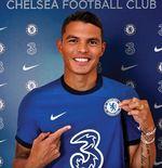 Bursa Transfer Liga Inggris: Chelsea Resmi Dapatkan Thiago Silva