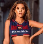 Model Majalah Dewasa Tawar Tisu Bekas Lionel Messi Seharga Rp8 Miliar