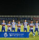 Statistik Tiga Pemain Asing Persiraja pada Laga Perdananya di Liga 1 2021-2022