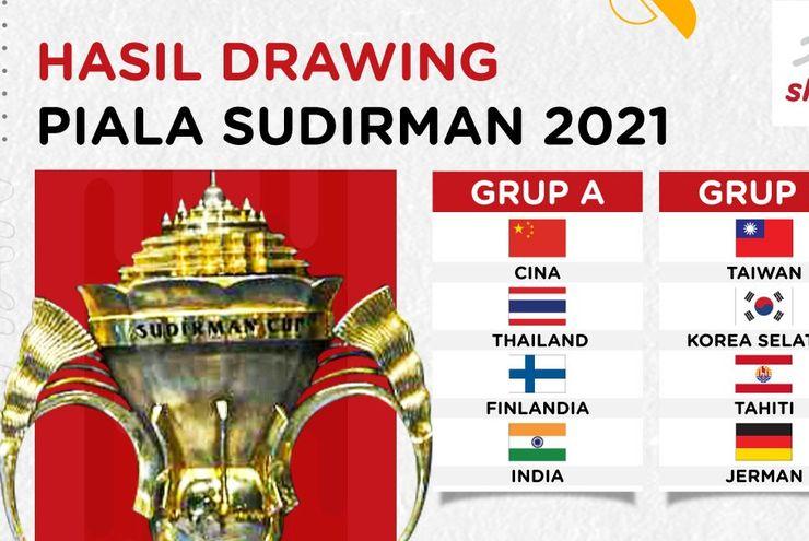 Piala Sudirman 2021: India Panggil 105 Atlet untuk Seleksi, Baru 4 yang Terpilih