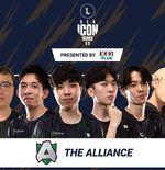 Taklukkan Impunity, Alliance Juara SEA Icon Series SG