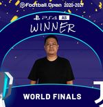 Indopride! Satu Pemain Indonesia Sabet Gelar Juara World Finals PES 2021 Region Asia