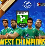Futbolist Raih Gelar Juara PMWL 2020 zona Barat