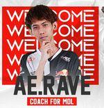 Mantan Pemain Genflix Aerowolf dan RRQ Resmi Jadi Pelatih Alter Ego X