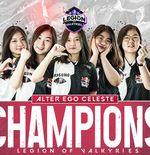 Alter Ego Celeste Juara VCT Game Changers SEA: FSL Open V Playoffs
