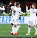 Hasil Shakhtar Donetsk vs Real Madrid: Brace Vinicius Warnai Pesta Gol Los Blancos