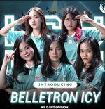 Belletron Esports Kenalkan Roster untuk Divisi Wild Rift, Belletron Icy