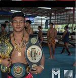 Jelang Rematch Muay Thai, Ini Kekuatan Jitmuangnon dan Haggerty