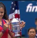Berkat Juara US Open 2021, Emma Raducanu Dilirik Brand Fashion and Beauty Dunia