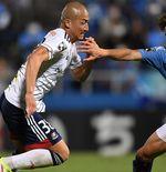 Hasil dan Highlight J1 League Pekan Ke-30: Derbi Yokohama Imbang, Kawasaki Frontale Menang Dramatis