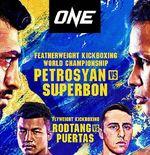 ONE Championship: Adrian Mattheis Komentari Duel Akbar Petrosyan vs Superbon