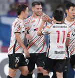 Hasil dan Highlight Laga Tunda J1 League: Kawasaki Frontale Kokohkan Puncak, Grampus Tertahan