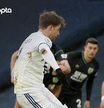 Leeds vs Burnley: Gol Tunggal Patrick Bamford Jaminan Tak Bakal Degradasi