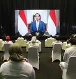 Hadiri Peringatan Haornas 2021, Presiden Joko Widodo Menyampaikan Harapan untuk Olahraga Indonesia