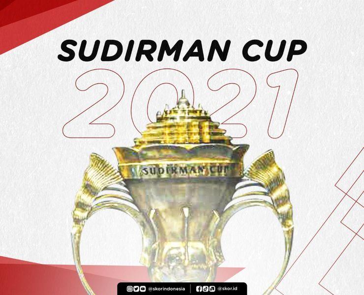 Sudirman Cup 2021: Intip Kekuatan Lawan Indonesia di Grup C
