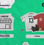PS Sleman Lelang Memorabilia Pribadi untuk Bantu Masyarakat Terdampak Pandemi Covid-19
