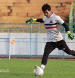 Kiper Madura United Tolak Tawaran Tarkam Demi Hindari Cedera