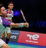 Hasil 8 Besar Denmark Open 2021: Fajar/Rian Tumbang di Tangan Wakil Malaysia