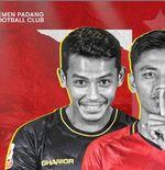 Semen Padang Ikhlaskan Dua Pemainnya Hengkang ke Klub Kontestan Liga 1