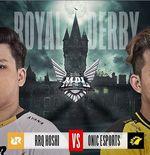 Link Live Streaming MPL ID Season 8 Hari Ketiga Pekan Kelima: RRQ Hoshi vs ONIC Esports
