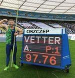 Atlet Lempar Lembing Jerman Bukukan Rekor Terbaik Kedua di Dunia