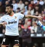 Bek Valencia Ezequiel Garay Positif Corona, Pertama di Liga Spanyol