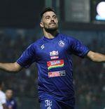 Eks-striker Arema FC, Jonathan Bauman, Dipinang Klub Argentina