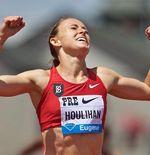 Kisah Apes Shelby Houlihan, Terancam Absen Olimpiade gegara Makan Jeroan Babi