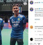 Usai Juara Thomas Cup 2020, Anthony Ginting dan Fajar Alfian Beri Dukungan untuk Persib
