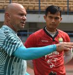 Luizinho Passos Siap Bertugas, Jajaran Pelatih Persib Bandung Kembali Lengkap