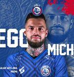 Apa Kabar Diego Michiels yang Status Cederanya Diterpa Simpang Siur?