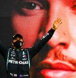 Update Klasemen F1 2020: Lewis Hamilton Unggul 77 Poin dari Pesaing Terdekat