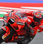 Hasil Kualifikasi MotoGP San Marino 2021: Francesco Bagnaia Back-to-back Pole Position