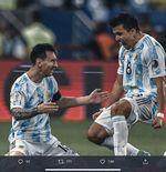 Pemain Timnas Argentina Rela Hapus Foto Anak demi Gambar Lionel Messi