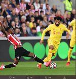 Daftar Top Skor Liga Inggris: Jamie Vardy Tempel Mohamed Salah, Bruno Fernandes Gagal Cetak Gol
