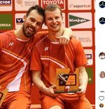 Minim Pemain Top, Anders Ramussen Yakin Denmark Open 2020 Kompetitif