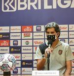Pelatih Bali United Desak PT LIB Rilis Jadwal Lengkap Liga 1 2021-2022