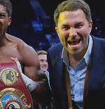 Eddie Hearn Pastikan Venue Duel Joshua vs Fury Segera Diumumkan