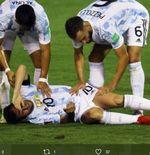 Luis Martinez Pelaku Tekel terhadap Lionel Messi Ternyata Sering Dapat Kartu Merah