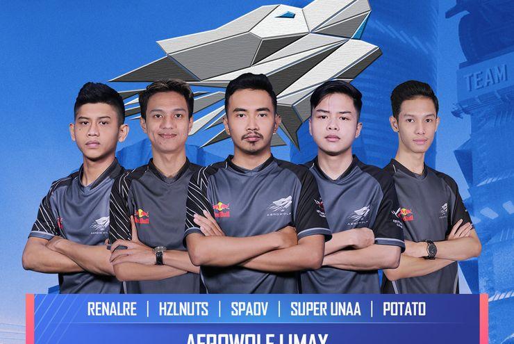 Aerowolf Pro Team Bakal Jual Semua Player Divisi PUBG Mobile