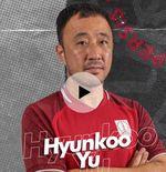 Persis Solo Resmi Rekrut Gelandang Korea Selatan Yu Hyun-koo
