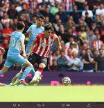 Hasil Manchester City vs Southampton: VAR Batalkan Gol Kemenangan The Citizens