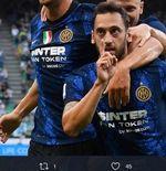 VIDEO: Cuplikan Debut Manis Hakan Calhanoglu bersama Inter Milan