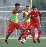 Latihan Perdana Madura United Maju Sehari dan Diikut 16 Pemain