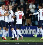 Hasil Andorra vs Inggris: The Three Lions Pesta Gol, Posisi Puncak Aman
